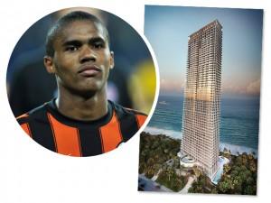 Douglas Costa, do Bayern de Munique, compra apê de R$ 14 mi em Miami