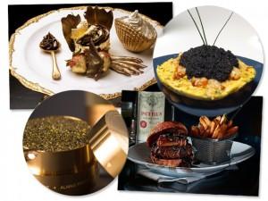 De lagosta a folhas de ouro: as 15 comidas e bebidas mais caras do mundo