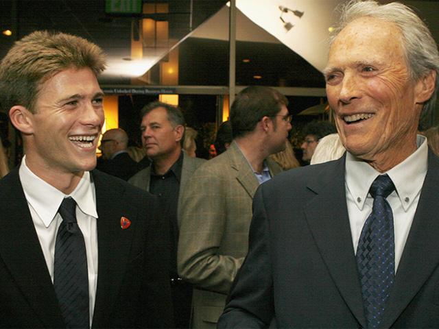 Scott Reeves e Clint Eastwood