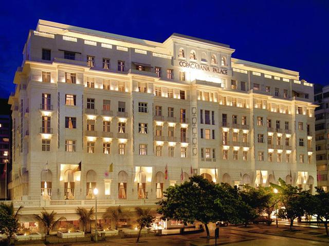 Copacabana Palace faz 93 anos de muita tradição e história para contar