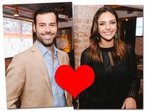 Tem casal novo na área! Carol Celico e Eduardo Scarpa