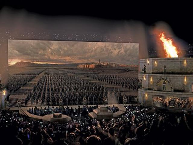 Das telas da HBO para uma experiência de música e exibições de imagens inéditas da próxima temporada