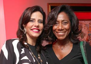 Vera Fischer, Gloria Maria e mais na festa ferveção de Liège Monteiro