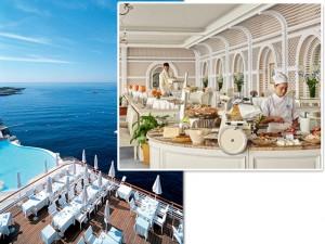 Hotel du Cap-Eden-Roc oferece aulas de gastronomia para os hóspedes