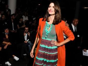 Isabella Fiorentino diz que filhos a salvaram da anorexia e critica indústria da moda