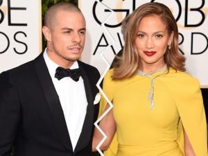 Chega ao fim o namoro de Jennifer Lopez e Casper Smart