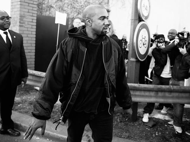 Kanye West, rapper e estilista global