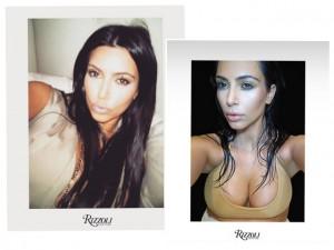 Sorria? Kim Kardashian vai lançar segunda edição de seu livro de selfies
