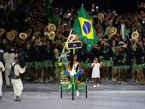Glamurama foi e elege 16 momentos marcantes da abertura da Rio2016