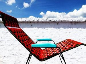 Lá em Casa: a linha praia by Marni com sotaque colombiano