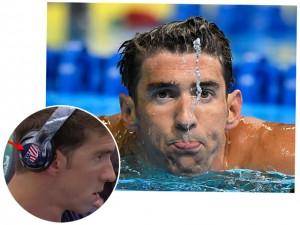 Michael Phelps leva puxão de orelha da NBC. O motivo?