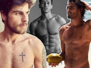 Quem são os 8 brasileiros na lista dos modelos mais sensuais do mundo?