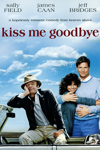 "Cartaz do musical ""Kiss Me Goodbye"" 