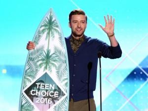 Justin Timberlake leva a melhor e lembra Muhammad Ali em premiação