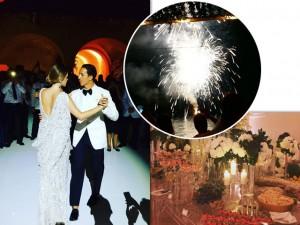 Detalhes do casamento de Luiza Camargo Nascimento em Capri