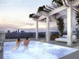 Conheça 6 apartamentos em Manhattan que têm sua própria piscina