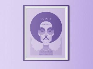 Mostra-tributo a Prince tem obras de 30 artistas no Reino Unido
