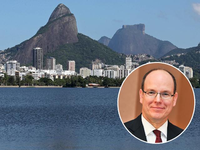 Príncipe Albert II estará na festa que a Ernst & Young arma na Lagoa Rodrigo de Freitas