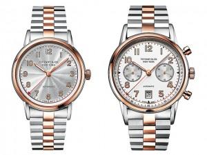 Desejo do Dia: o relógio CT60 Bicolor da Tiffany, com modelos para ele e para ela