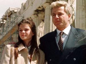 Em meio à separação de Doda, Athina Onassis faz as pazes com o pai