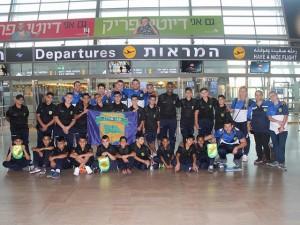 ONG Gol da Paz une crianças árabes e judias em jogo de futebol