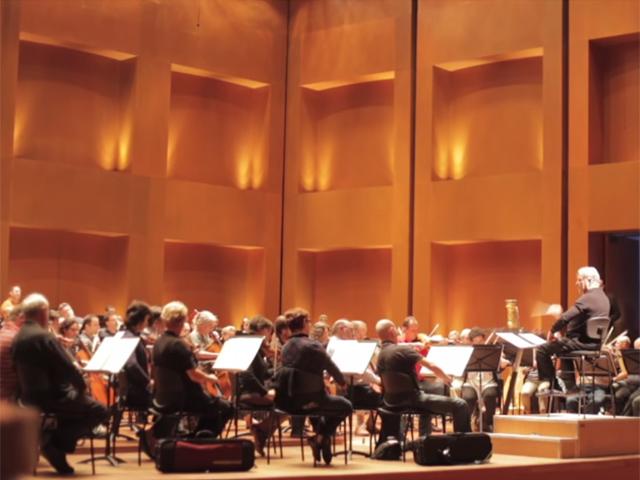 Orquestra Filarmônica de Israel || Créditos: Reprodução Youtube