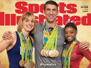 Nike X Under Armour. Michael Phelps comete gafe em capa de revista