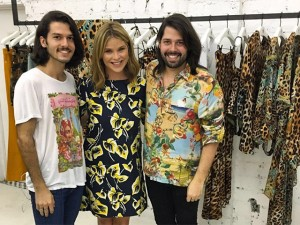 Correspondente da NBC, filha de Bush investiga certa marca brasileira…