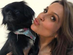Flávia Alessandra dá adeus a personagem e muda os cabelos