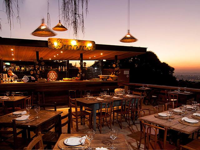 Restaurante Aprazível    Créditos: reprodução site
