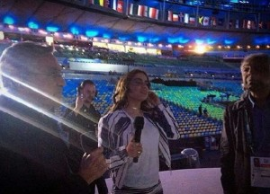 Osklen vai vestir Caetano e Gil no espetáculo de abertura das Olimpíadas