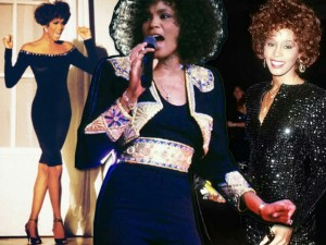 A moda autoral de Whitney Houston no dia em que completaria 53 anos