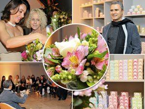 Sabonete Francis abre a primavera com noite de bate-papo na Casa Glamurama