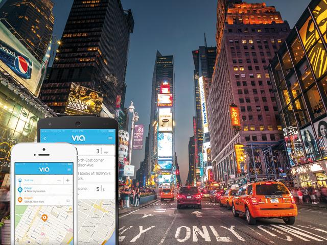 Novo aplicativo de mobilidade urbana é febre em Nova York