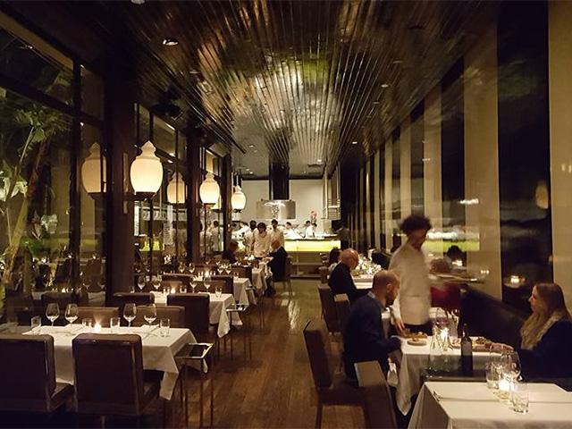 Salão principal do restaurante Tegui, de Buenos Aires || Crédito: Divulgação