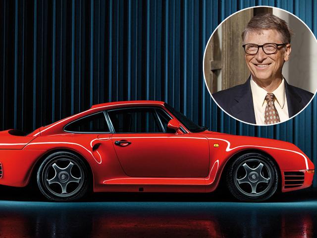 Carros De Bill Gates >> Revista Poder Os Carroes De Nomes Como Barack Obama E Bill Gates