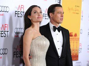 Angelina Jolie escolheu dia e hora para anunciar divórcio de Brad Pitt