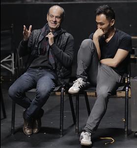 Os pitacos de Ney Matogrosso na peça do ator, cantor e diretor Dan Nakagawa