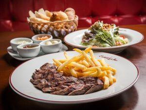 L'Entrecôte do Cidade Jardim traz menu especial para a Restaurant Week