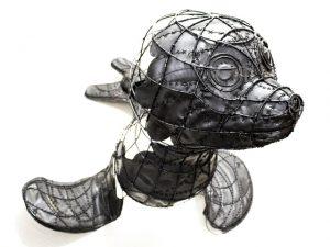 Parque do Ibirapuera vai receber esculturas de animais feitas de lixo
