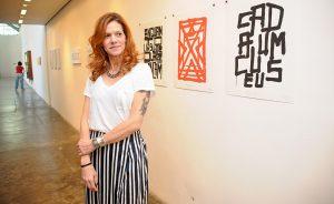"""Abertura da coletiva """"Experimentação e Visualidade na Poesia"""" na Baró Galeria"""