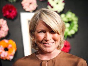 Em baixa nos Estados Unidos, Martha Stewart quer conquistar a China