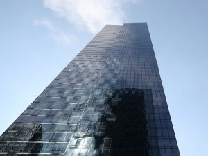 Um dos prédios mais famosos dos Estados Unidos está afundando