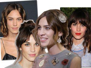Glamurama entrega os segredos para copiar os penteados de Alexa Chung