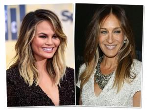 Saiba o que os cabelos de Chrissy Teigen e Sarah Jessica Parker têm em comum