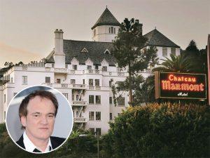 Novo filme de Tarantino está sendo escrito em bar de hotel clássico de L.A.