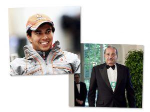 Carlos Slim quer ajudar piloto mexicano comprando equipe de Fórmula 1