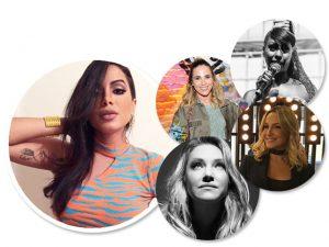Na carona do contrato de Anitta, as cantoras do pop que já se jogaram no exterior
