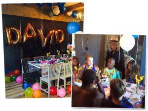 Fim de semana foi de festa de aniversário para David Banda, filho de Madonna