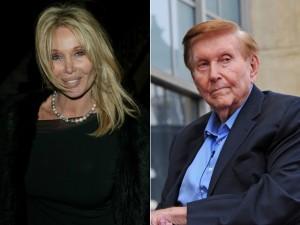 Ex-namorada do bilionário Sumner Redstone promete livro bombástico